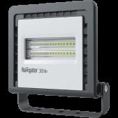 Прожектор светодиодный Navigator 14143 NFL-01-30-4K-LED 4000К, 220V 30W черный - 14143