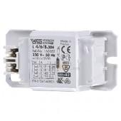 ЭМПРА (сечение28х41мм) для ЛЛ от 4 до 58 Вт VS ЭМПРА для ЛЛ T5 1x4,6,8W, 2x4W - 163683.08