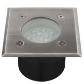 Светильник светодиодный тротуарный 1Вт GORDO DL-LED14L 220V (07012) Kanlux (Польша)