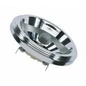 Лампа галогенная с отражателем OSRAM HALOSPOT 111 - 41835 FL - 50W 12V G53 2900K 24° - 4050300011769