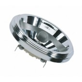 Лампа галогенная с отражателем OSRAM HALOSPOT 111 - 41840 FL - 75W 12V G53 3000K 24° - 4050300011783