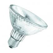 Лампа галогенная с отражателем OSRAM HALOPAR 30 - 64841 FL - 75W 650lm E27 2900K 30° - 4050300338484