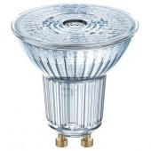 Лампа светодиодная SST PAR16 DIM 50 36° 5,5W/827 230V GU10 диммируемая OSRAM - 4052899390171