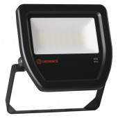Прожектор FLOOD LED 30W/4000K BK 100DEG IP65 3150Lm BLACK LEDVANCE - 4058075251380