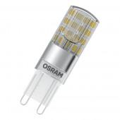 Лампа светодиодная капсульная LED P PIN30 CL 2,6W/840 230V G9 OSRAM - 4058075812697