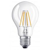 Лампа светодиодная - LED PCLA60D 6,5W/827 230V FIL E27 OSRAM - 4058075817050