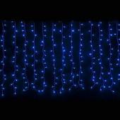Гирлянда внешняя NS 600СС IP44 2,5х2,5м Синяя