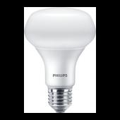 Лампа светодиодная рефлекторная ESS LED 10W E27 6500K 230V R80 RCA Philips - 929001858187