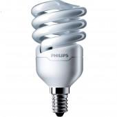 Лампа компактная люминесцентная - Philips Tornado T2 12W 230V 2700K E14 741lm - 929689134506