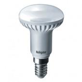 Лампа энергосберегающая светодиодная акцентного освещения Navigator NLL-R50-5-230-2.7K-E14 - код: 94259