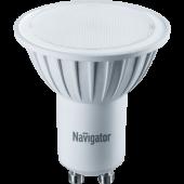 Лампа светодиодная 94227 NLL-PAR16-7-230-4K-GU10 Navigator - 94227