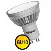 Лампа светодиодная - Navigator NLL-PAR16 5W 230V 3000K GU10 94264