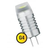 Лампа энергосберегающая светодиодная общего и декоративного освещения Navigator NLL-G4-1.5-12-4K - код: 94398