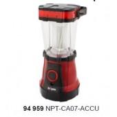 Фонарь аккумуляторный светодиодный кемпинговый NPT-CA07-ACCU 94959 Navigator