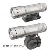 Фонарь аккумуляторный светодиодный велосипедный NPT-B01-3AAA 94964 Navigator