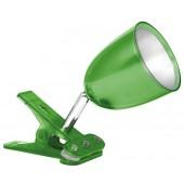 Светильник настольный светодиодный на прищепке - Navigator NDF-C003-3W-6K-G-LED 200lm 50000h зеленый - 94994