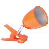Лампа настольная светодиодная на прищепке NDF-C003-3W-6K-O-LED 200lm 50000h цвет оранжевый 94995 Navigator