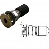 Клапан для колпачка термоусаживаемого