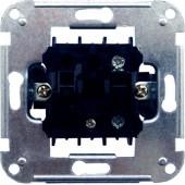 Механизм выключателя одноклавишного с подсветкой 11172