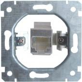 Механизм розетки одинарной телефонной 14132 под Jack RJ12