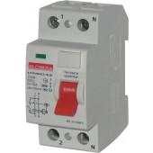 Выключатель дифференциального тока, 2р, 25А, 30mA (stand)