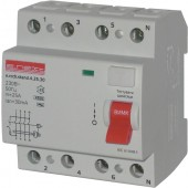 Выключатель дифференциального тока, 4р, 63А, 30mA (stand)