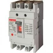 Силовой автоматический выключатель 250S, 3р, 100А