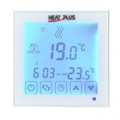 Терморегулятор Heat Plus BHT-323 White