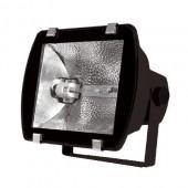 Прожектор металлогалогенный 70Вт, Castro ГО 70W Rx7s, черный