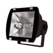 Корпус прожектора Castro, цоколь Rx7s, черный