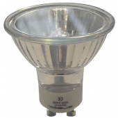 Лампа рефлекторно-галогенная с отражателем, GU10,220V,20Вт