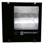 Прожектор металлогалогенный MHF400Вт Е40 черный, Евросвет