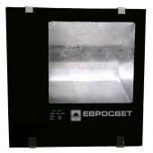 Прожектор металлогалогенный MHF100Вт Е40 черный, Евросвет