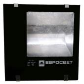Прожектор ртутный 250Вт, Phil РО-250W Е40 черный, Евросвет