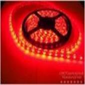 Светодиодная лента 60шт/м SMD 3528 IP33 Красная Motoko