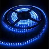 Светодиодная лента 60шт/м SMD 3528 IP33 Синяя Motoko