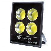 Прожектор светодиодный 200Вт COB 6500К
