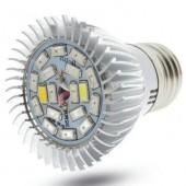 Фитолампа LED 20Вт е27 для растений Oasisled