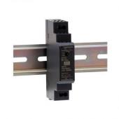 Блок питания Mean Well на DIN-рейку 15.2W 24V IP20 (HDR-15-24)