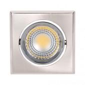 Светильник светодиодный 3Вт 6500K HL678L COB LED DOWNLIGHT Белый HOROZ (Турция)