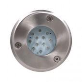Светильник светодиодный грунтовой 1,2Вт 12LED HL940L HOROZ (Турция)