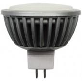 Лампа светодиодная MR16F 4Вт G5,3 2700К алюминиевый корпус E.NEXT