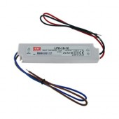 Блок питания LPH-18-12 18W 12V DC IP67 Mean Well