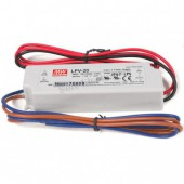 Блок питания LPV-20-12 20W 12V DC IP67 Mean Well