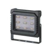 Прожектор светодиодный пылевлагозащищенный NFL-P-10-6.5K-IP65-LED 720lm 40000h черный 71981 Navigator