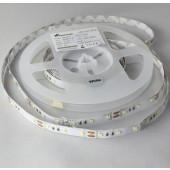Светодиодная лента 60шт/м 12Вт/м SMD 2835 IP33 4000K 12V Rishang