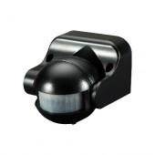 Датчик движения инфракрасный черный e.sensor.pir.09.black s061003 E.NEXT