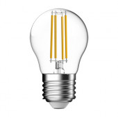 Лампа светодиодная филаментная LED Fil Golf 4.5W 827 E27 CL Tungsram