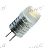 Лампа светодиодная капсульная WT220 JC G4 12V 1.5W 6000К керамический корпус WATC (Китай)