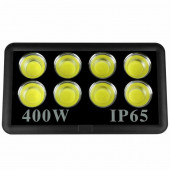 Прожектор светодиодный 400Вт COB 6500К